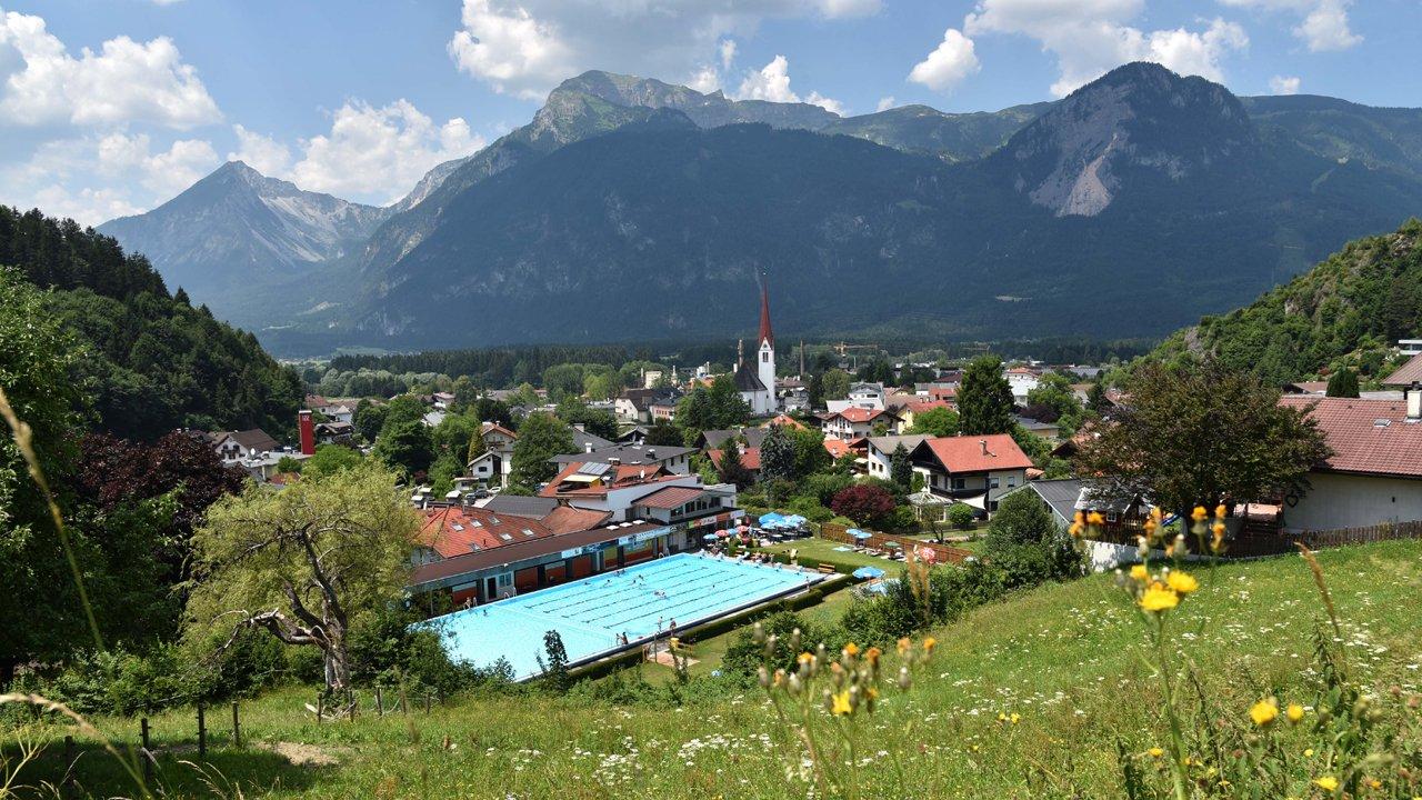 Brixlegg im Sommer, © Alpbachtal Tourismus / G. Griessenböck
