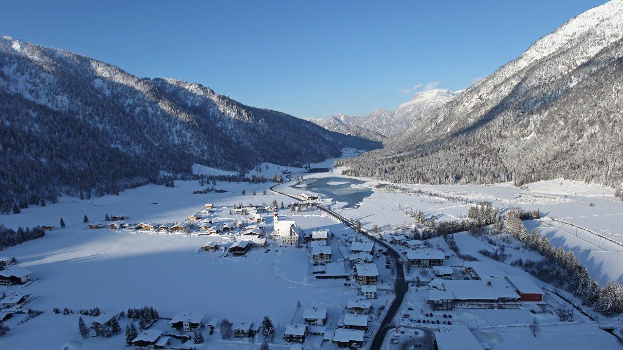 St. Ulrich am Pillersee im Winter, © Simon Oberleitner