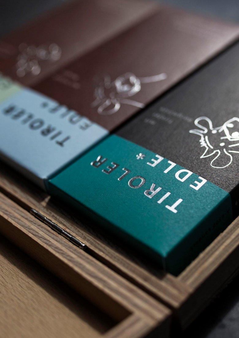 Viel mehr als Schokolade: Tiroler Edle