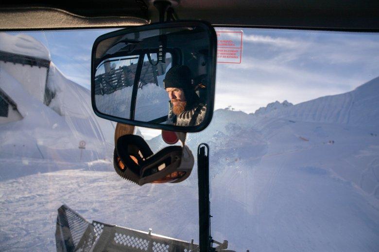 Ungewöhnliche Berufe – Innsbruck Snowparkshaper