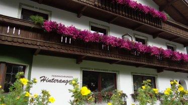 Ferienwohnung Tux-Lanersbach Hinteraner Sommer