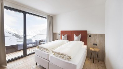 Hotel Mooshaus Zimmerbeispiel 9
