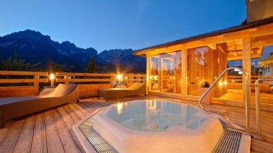 Hochfilzer Panorama Sauna, © Hotel Hochfilzer GmbH
