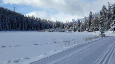 Winterwanderung zum Schwarzen See, © TVB Nauders