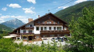 Hotel Sailer im Sommer, © Hotel Sailer Wenns im Pitztal
