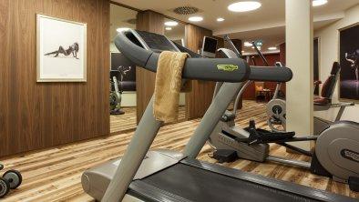 Fitnessraum Ausdauerbereich