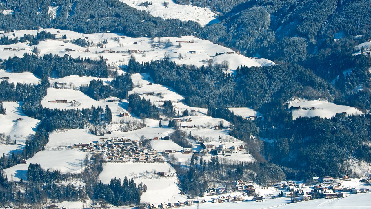 Hart im Zillertal im Winter, © Wörgötter & Friends
