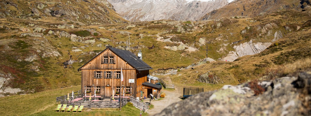 Johannishütte in den Hohen Tauern, © W9 Studios