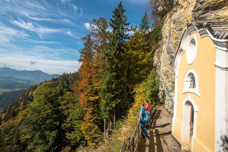 Die Gmailkapelle in St. Johann-©Franz Gerdl/Kitzbüheler Alpen St. Johann
