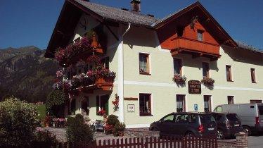 Gästehaus Hubertus - Außenansicht Sommer