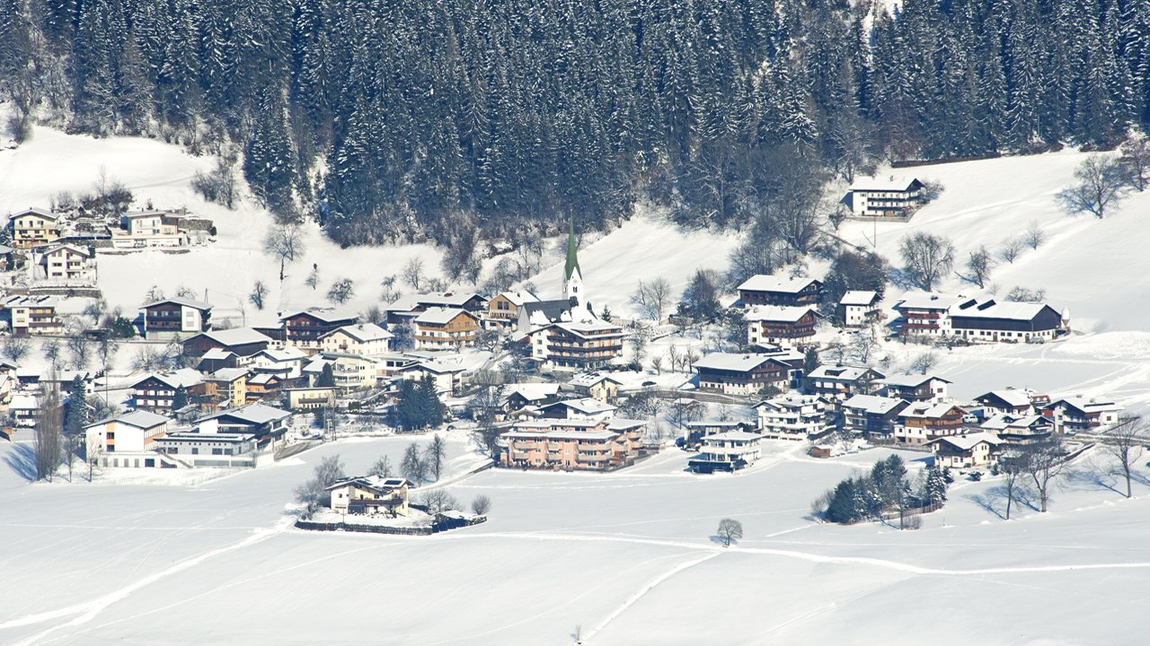 Bruck am Ziller im Winter, © Wörgötter & Friends
