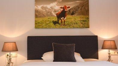 XS Einzelzimmer franz. Bett Beispiel