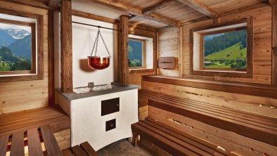 Alpbacherhof Finnische Sauna, © Alpbacherhof
