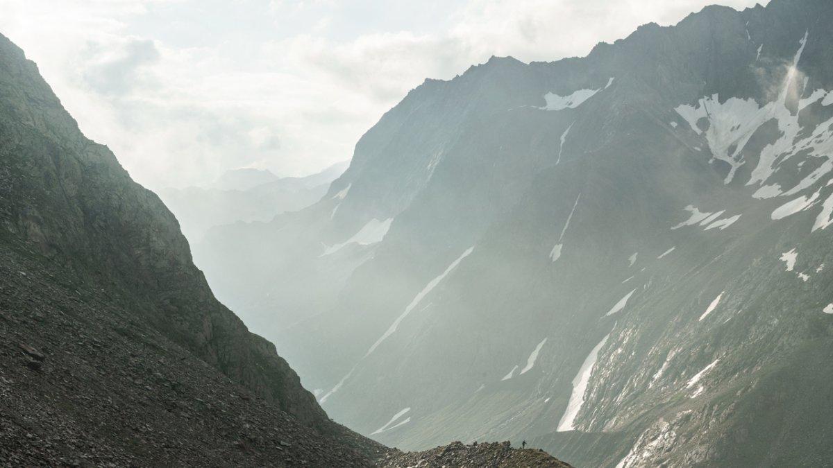 Am Stubaier Höhenweg