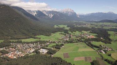 Obsteig im Sommer, © Alpine Luftbild