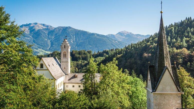 St. Georgenberg im Sommer, © TVB Silberregion Karwendel / ichmachefotos.com