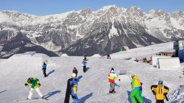 Kaiserpark SkiWelt Ellmau, © SkiWelt Wilder Kaiser-Brixental
