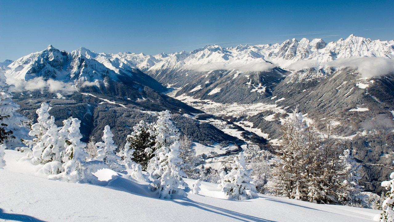 Stubaital im Winter, © TVB Stubai Tirol