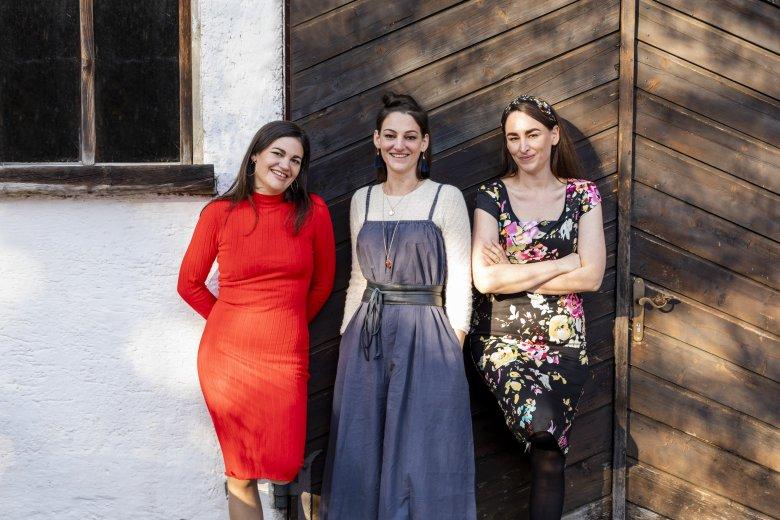 Katrin, Maria und Sabrina betreiben als Trio den Unterwirt in Ebbs. , © Maria Kirchner