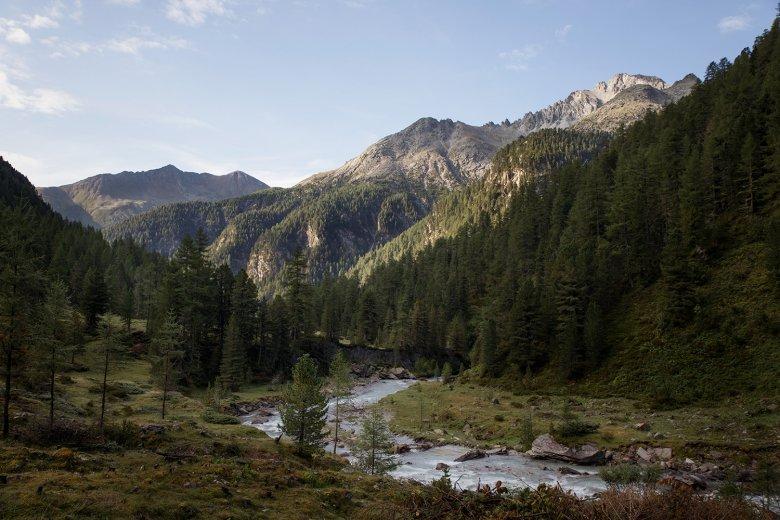Der Nationalpark Hohe Tauern ist das größte und älteste Schutzgebiet Österreichs. , © Bert Heinzlmeier