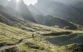 Auf dem Lechtaler Höhenweg
