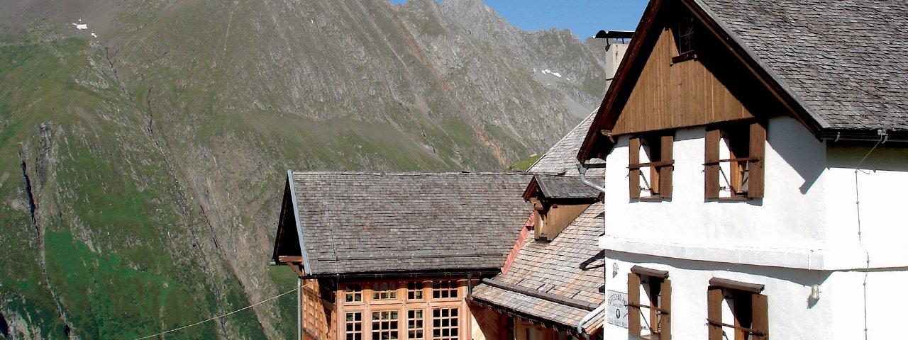 Furtschaglhaus in den Zillertaler Alpen, © Furtschaglhaus
