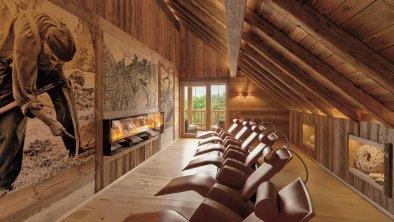 Wellnessresidenz Alpenrose - Entspannungsraum, © Wellnessresidenz Alpenrose