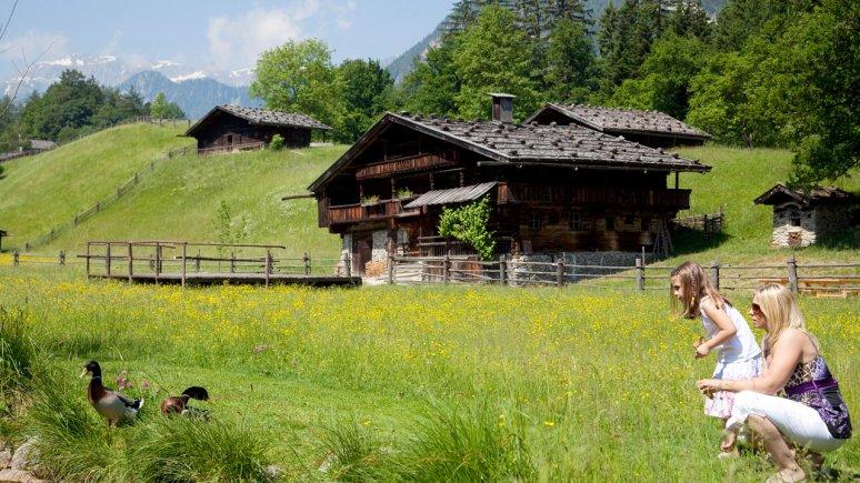 Museum Tiroler Bauernhöfe, © Alpbachtal Tourismus