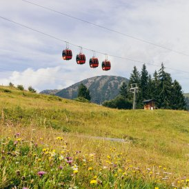 Bergbahnen Fieberbrunn im Pillerseetal, © Tirol Werbung/Robert Pupeter