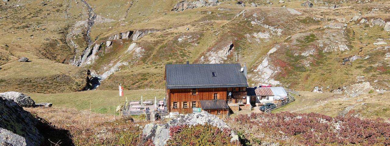 Johannishütte in den Hohen Tauern, © Tirol Werbung