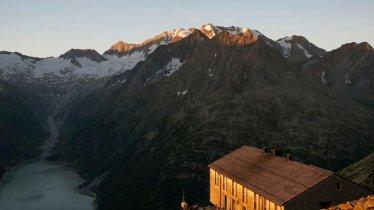 Olperer Hütte, © Tirol Werbung/Jens Schwarz
