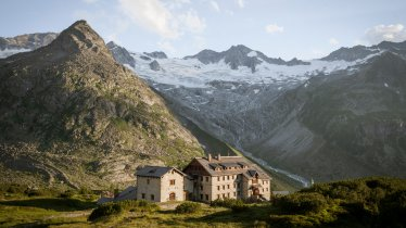 Die Berliner Hütte, © Tirol Werbung / Schwarz Jens