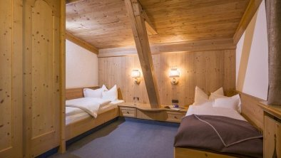 Hotel Almhof**** - Familiensuite Loas