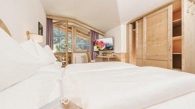 Schlafzimmer Birken-Heim 2.Stock, © mood