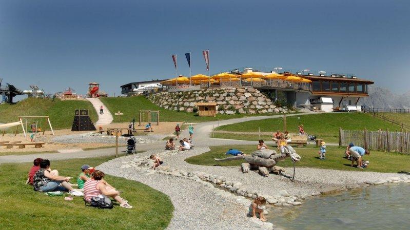 Ellmis Zauberwelt, © SkiWelt Wilder Kaiser Brixental
