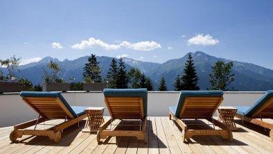 Mountain Spa Ausblick