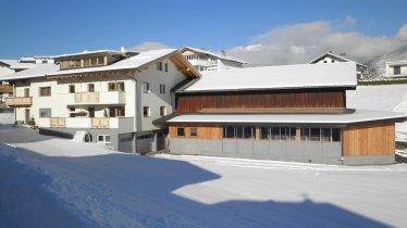 Schneiderhof Winter STall