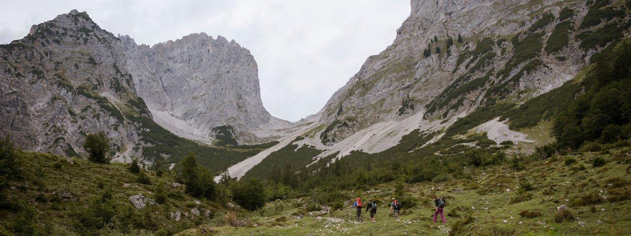 Adlerweg-Etappe 2: Gaudeamushütte – Hintersteiner See, © Tirol Werbung/Jens Schwarz