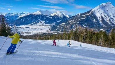 Skifahren am Gamskarlift, © Birgit Standke