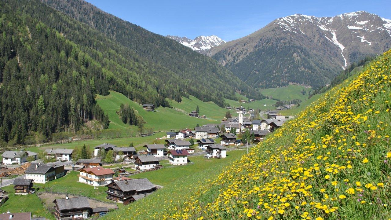 Innervillgraten im Sommer, © Osttirol