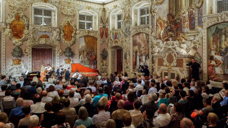 Obertöne Kammermusiktage Stams, © Heinz Zak