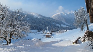 Winter in Thierbach
