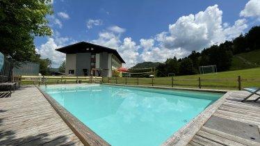 Pool+Haus Sportgästehaus Unterberg Kössen