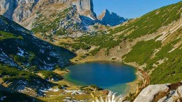 Zireiner See im Rofangebirge, © Alpbachtal Seenland Tourismus/Gerhard Berger