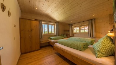 Appartementhaus Hinting getrennte Betten Vierklee