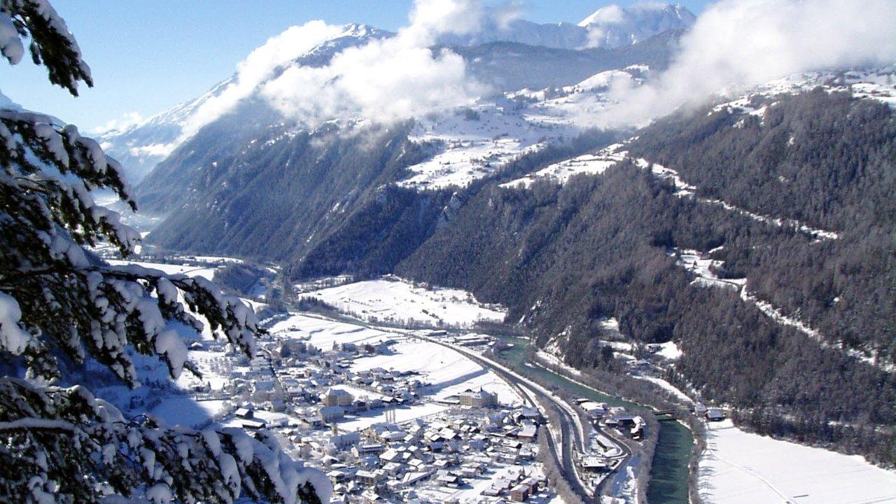 Ried im Oberinntal im Winter, © Tiroler Oberland