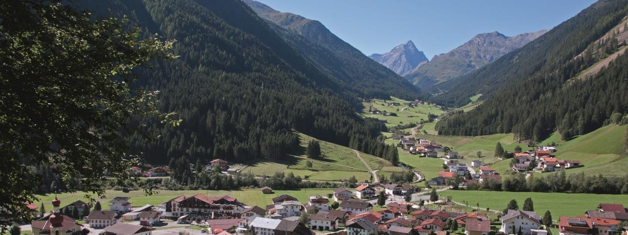 Gries im Sellrain im Sommer, © Innsbruck Tourismus/Roland Schwarz