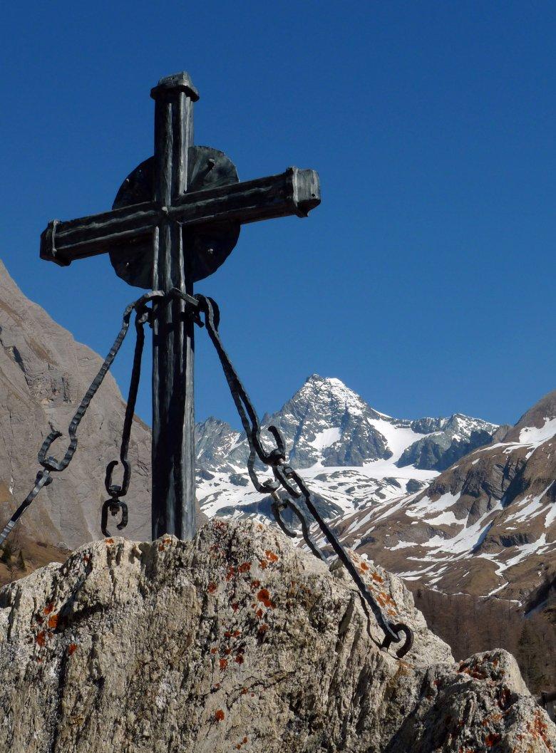 Gipfel in Kals am Großglockner. Foto: Bernhard Aichner