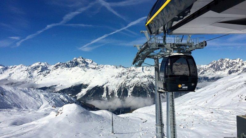 Skigebiet See im Paznaun, © Paznaun-Ischgl
