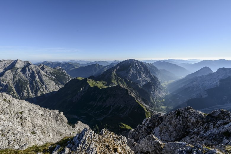 Ort: Silberregion Karwendel